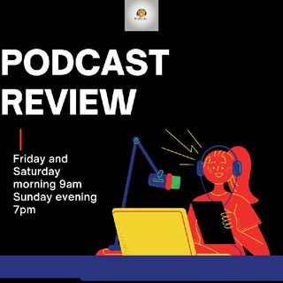 Podcast Review .Mental Health Episode 128 - Sanusi Rebecca's podcast