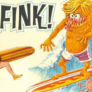 """Vinyl Brigade Episode # 5 """"Attack of the Surfink!"""""""