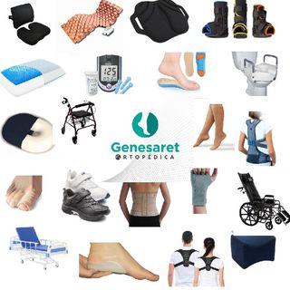 Episodio 2 - El podcast de Ortopédica Genesaret