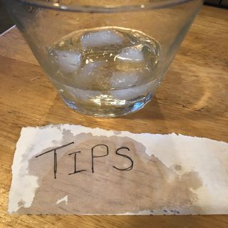 The Energy of Tips & Pride