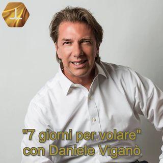 """""""7 giorni per volare"""" con Daniele Viganò  🎧🇮🇹"""