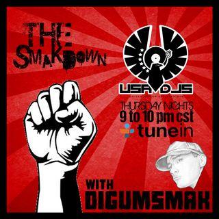 The Smakdown on All Star Djs Radio