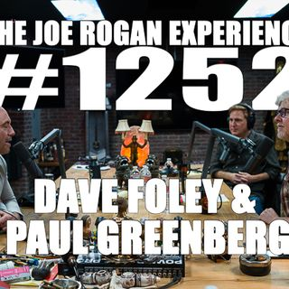 #1252 - Dave Foley & Paul Greenberg
