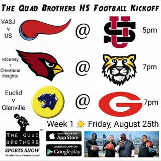 Are You Ready For Some High School FOOTBALL?!?!