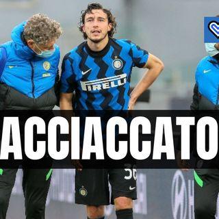 Infortunio Darmian, il comunicato dell'Inter