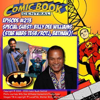 #213: Billy Dee Williams on Star Wars, Lando, Batman, and more
