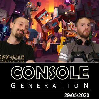 Minecraft: Dungeons / Iron Man VR - CG Live 29/05/2020