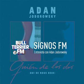 SignosFM con Adan Jodorowsky