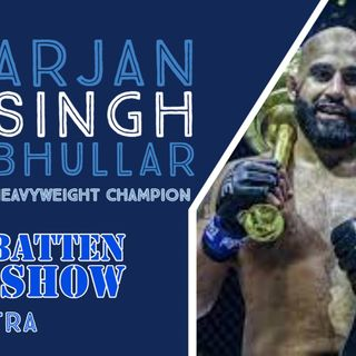 Arjan Singh Bhullar | ONE Champion on importance of India TV deals, coming to AEW/WWE | Fight Show Extra