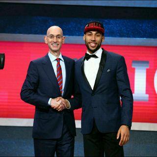 NBA Draft Recap