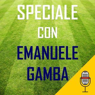 Diretta calcio del 25-07-2020 con Emanuele Gamba di Repubblica