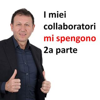 I miei collaboratori mi spengono_seconda parte