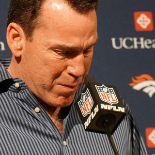 LISTEN: Gary Kubiak steps down from the Broncos, retires from football after more than three decades