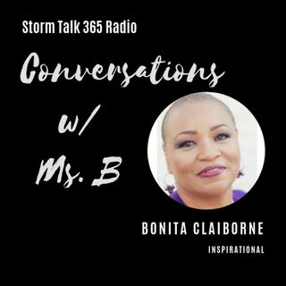 "Positively Ms.B - Guest Shanna Kabatznick  ""Don't Give Up"" Pt.4"