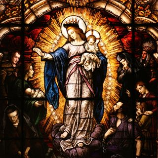 Father Isaac Mary Relyea: Only She Can Help Us Our Lady and the Spiritual Life