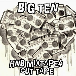 RNB Mixtape #4 : Cut Tape