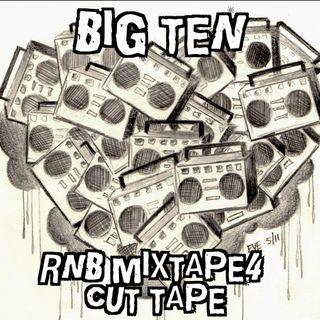 RNB Mixtape #4 : Cut Tape