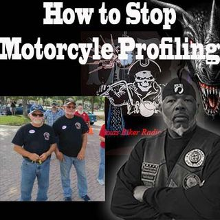 How to STOP Motorcycle Profiling