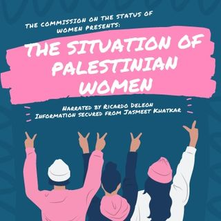 An Overview on the Status of Palestinian Women