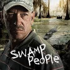 Swamp People with John Boy & Billy