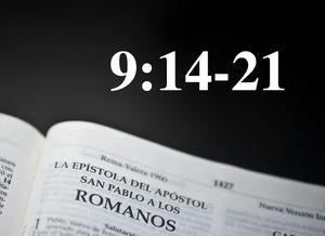 Rom 9.14-29 /  La misericordia de Dios en Su soberana elección - Audio