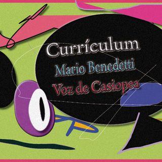 Benedetti - Currículum (Voz de Casiopea)