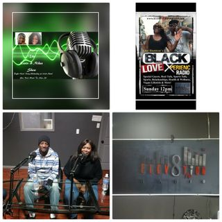 The Kevin & Nikee Show - Interview on Blacklove Xperienc