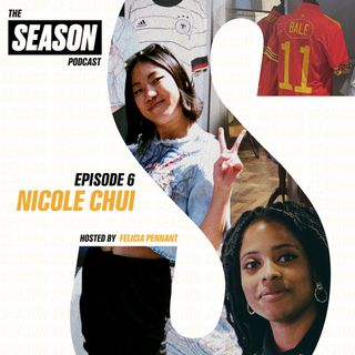 S2 Ep6: Nicole Chui on being a good goalkeeper and intersectionality hits and misses