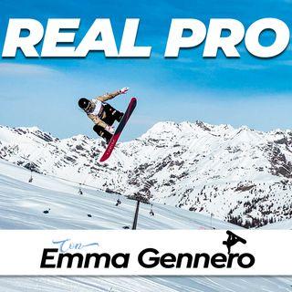REAL PRO #10 - EMMA GENNERO