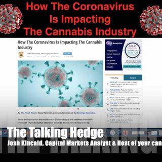 How The Coronavirus Is Impacting The Cannabis Industry