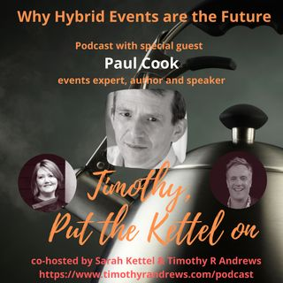 Why Hybrid Events are the Future