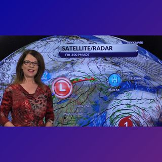 Your Atlantic Regional Afternoon Forecast with Cindy Day for October 23, 2020