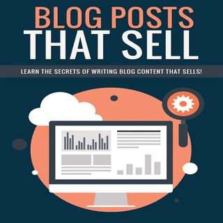 Blog Posts That Sell 1