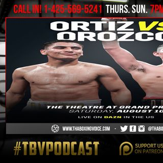 ☎️Ortiz-Orozco Clash for Pacquiao's WBA Title🔥Broner Lying Again Calls Out Prograis and Ramirez😱