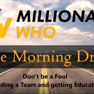 Morning Drive Episode 10? 11? - Don't be a Fool with special guest Garth Brooks Fiesinger, Teams and Education