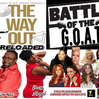 The Way Out Reloaded *Battle Royale* 4-30-19