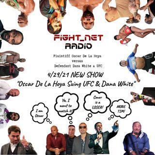 Oscar De La Hoya Suing UFC & Dana White