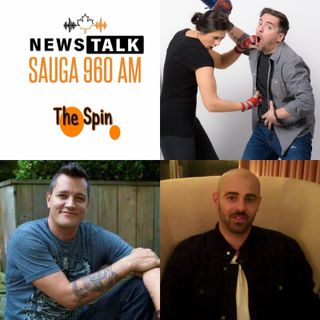 The Spin - March 24, 2020 - DIY Home Renovations, Essential Businesses & Will the NHL Come Back?