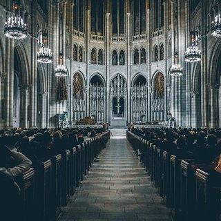 The Riverside Church Sunday Worship