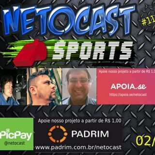 NETOCAST 1199 DE 02/10/2019 - ESPORTES - F1 - FUTEBOL - NBA - WNBA - RUGBY - NFL
