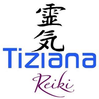 Tiziana e l'entusiamo per il Reiki