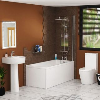 Accessories To Make The Best Bathroom Starts With A Bathroom Suite