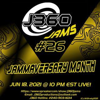Ep#26: Jammaversary Megamix