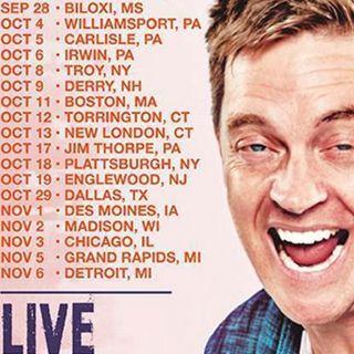 Jim Breuer The Live And Let Laugh Tour