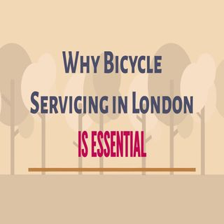 Why Bicycle Servicing London Is Essential