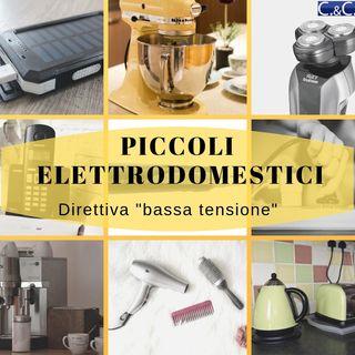 Marcatura CE Elettrodomestici