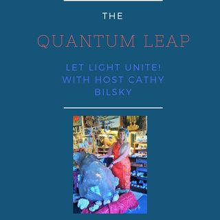 Cathy Bilsky /Quantum Leap UPRN  10/2/20  Listening to Wild Dolphins: Learning Their Secrets for Living With Joy with Bobbie Sandoz-Merrill.