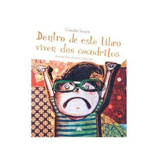 Tras Las Huellas. Dentro de este libro viven dos Cocodrilos de Claudia Souza