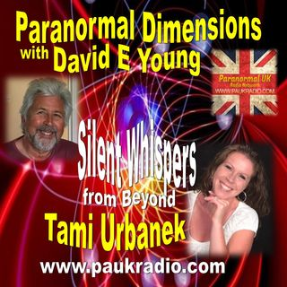 Paranormal Dimensions - Tami Urbanek - Ghostly Whispers from the Grave - 05/03/2021