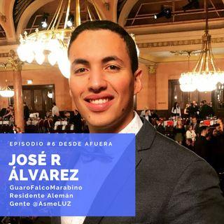 """#6 Jose Alvarez y """"Alemania de Oportunidades"""""""
